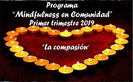 Mindfulness en comunidad invierno 2019